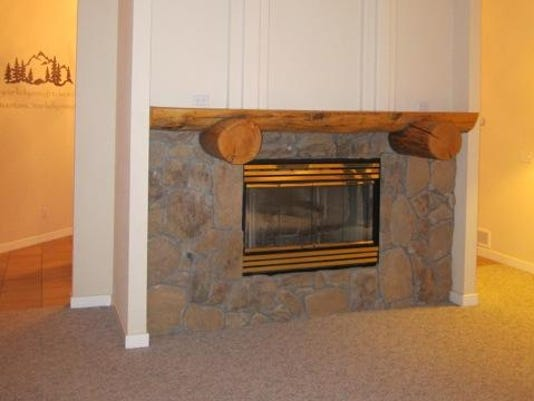 FTC Fireplace BEFORE