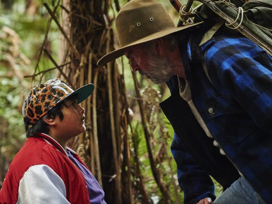 "Julian Dennison and Sam Neill star in ""Hunt for the"