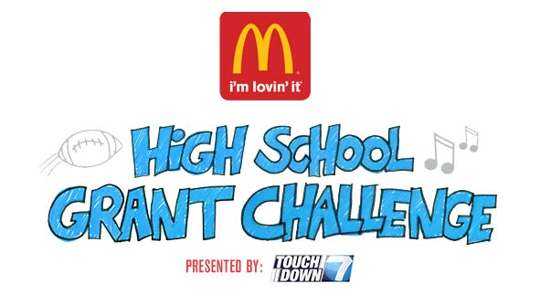 Several area high schools have been nominated for the McDonald's High School Grant Challenge, presented by WHIO TV's Touchdown 7.