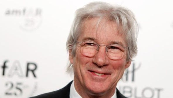 Richard Gere for Congress? The rumors are underway in the Hudson Valley.