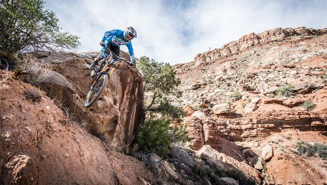 St. George resident Logan Binggeli is a professional mountain bike rider who is making a name for himself on the world circuit.
