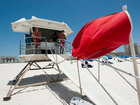 Pensacola Beach Surf