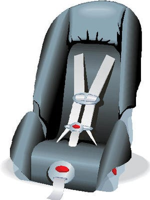 Walker Automotive, 1616 MacArthur Drive in Alexandria, is hosting free child safety seat checks from 9 a.m. to noon Saturday.