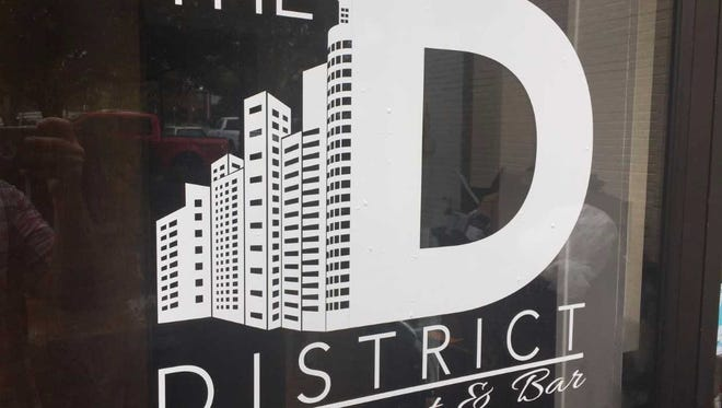The District will open on Wednesday at 11:30 a.m. in downtown Anderson.