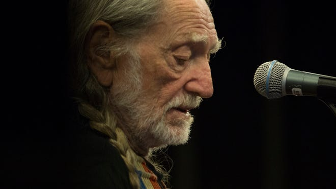 "Willie Nelson sounds little different at 84 than he did at 34 on his new album ""God's Problem Child."""