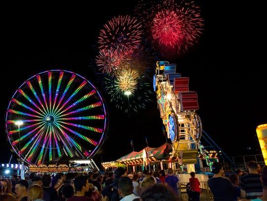 State Fair Meadowlands returns this weekend through