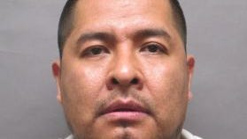 Cenon Garcia appears in a Michigan Department of Corrections mugshot.