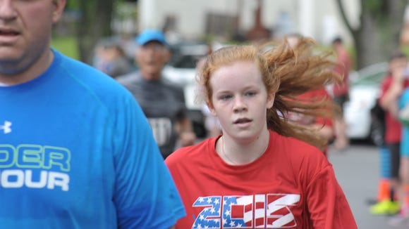 The 21st annual Brevard Rotary 5K and 10K is July 4 in downtown Brevard.