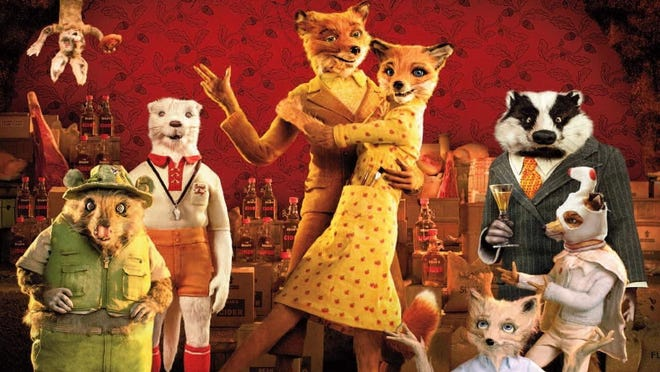 "Cornell Cinema's ""Cinema Under the Stars"" Wes Anderson's animated ""Fantastic Mr. Fox"" on June 29."