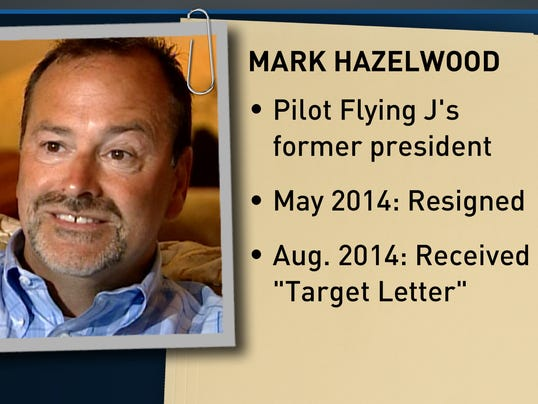FEDS STILL PURSUING PILOT/FLYING J PROSECUTION.