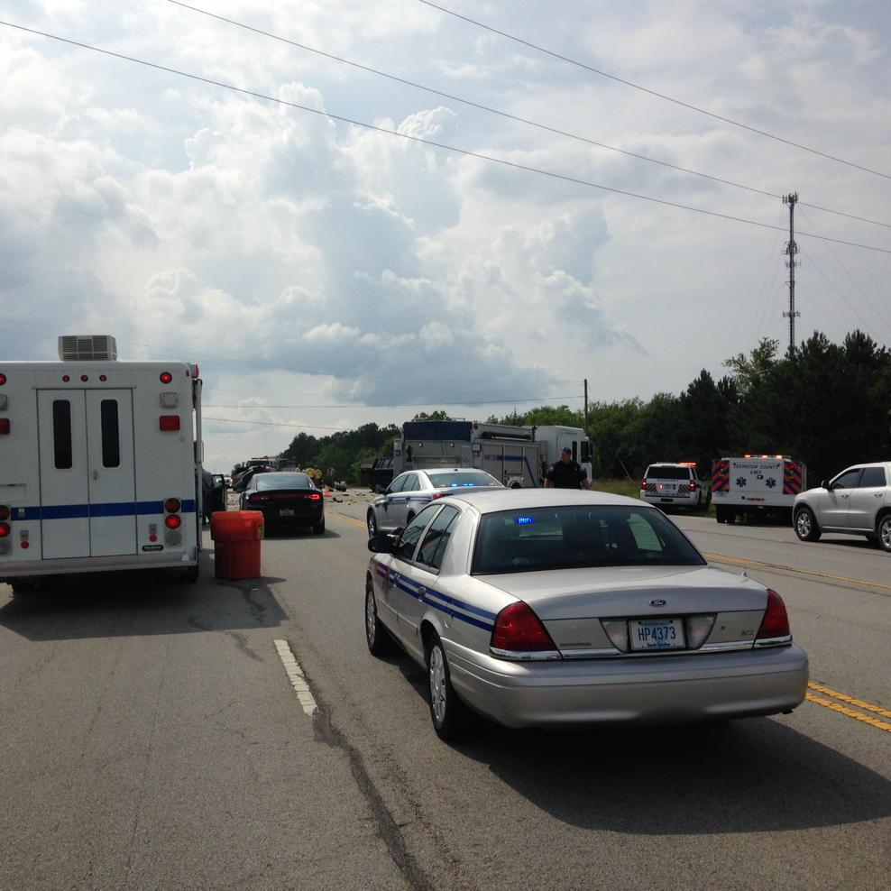 Lexington County Car Crash