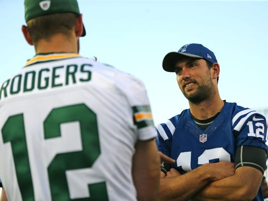 NFL: Pro Football Hall of Fame Game-Green Bay Packers vs Indianapolis Colts