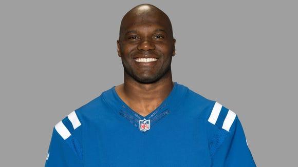 Colts linebacker D'Qwell Jackson