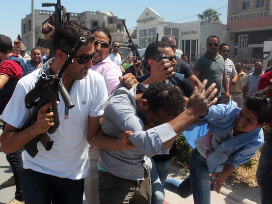 EPA TUNISIA ATTACK WAR ACTS OF TERROR TUN
