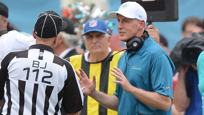 Miami Dolphins head coach Joe Philbin says he has learned from last year's bullying scandal, and will be a greater presence in the locker room.