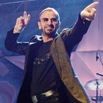 Tickets to see Ringo Starr on sale Friday