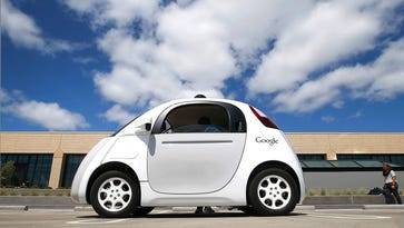 Driverless cars being tested in New York