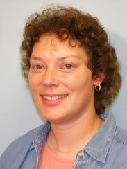 Tammy Faux, associate professor of social work at Wartburg