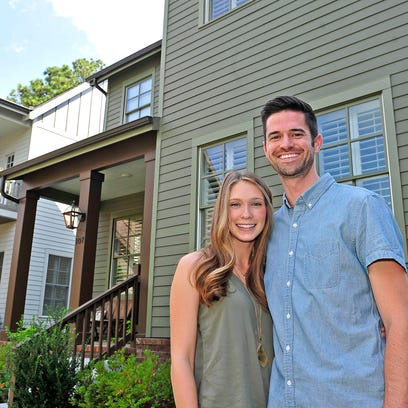 Brandon and Emily Foltz had decided to look for homes