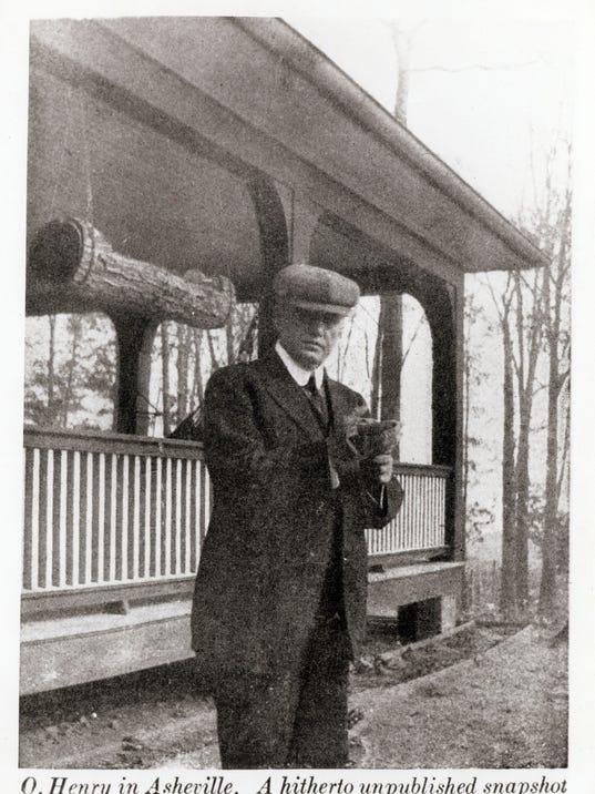 O. Henry in Asheville