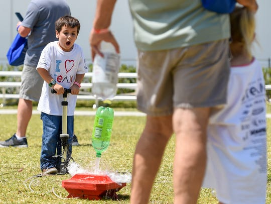 The Indian River STEAM Fest is Saturday at the Indian River County Intergenerational Recreation Center in Vero Beach.