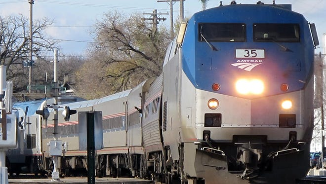 Amtrak is offering discount on fares.