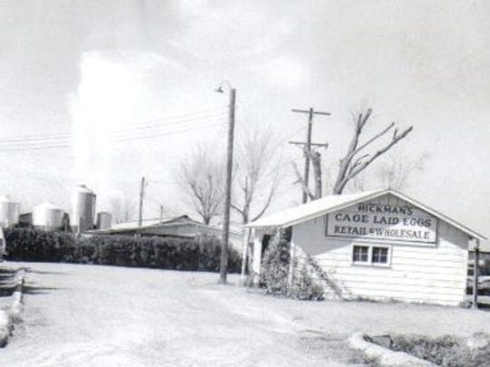 Hickmans farm office