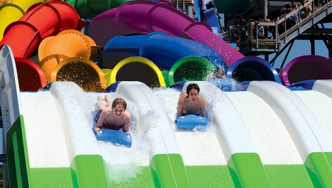 A Kansas City firm has agreed to buy Darien Lake.