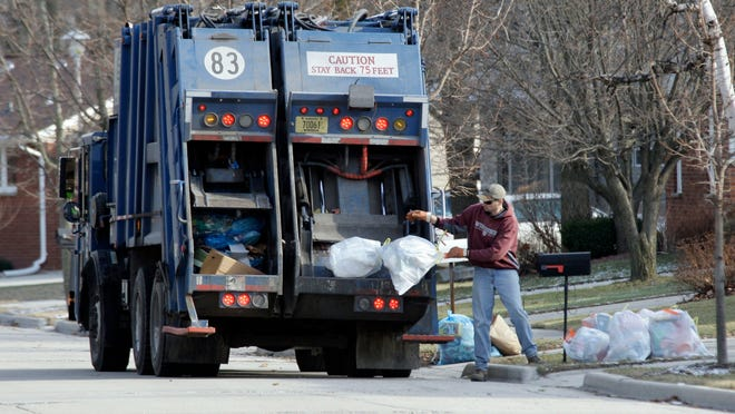 Sheboygan has rejected claims the city discriminated against a white former garbage truck driver who said he'd been fired in 2017 because of his race.