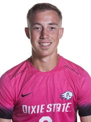 DSU keeper Zach Nielson look to fill the void left
