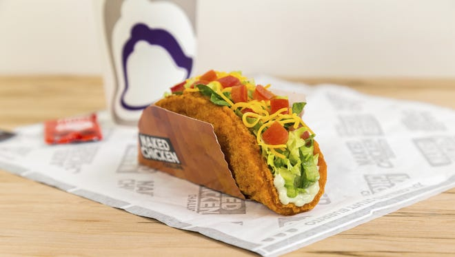 Taco Bell is coming un-shelled with its latest food innovation, coming in the form of the first taco shell made entirely of marinated, all-white crispy chicken.