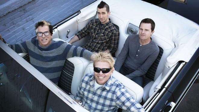The Offspring are playing Holmdel's PNC Bank Arts Center.