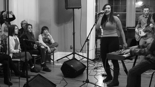 Young performers will take the stage for tonight's open mic session in Red Bank.