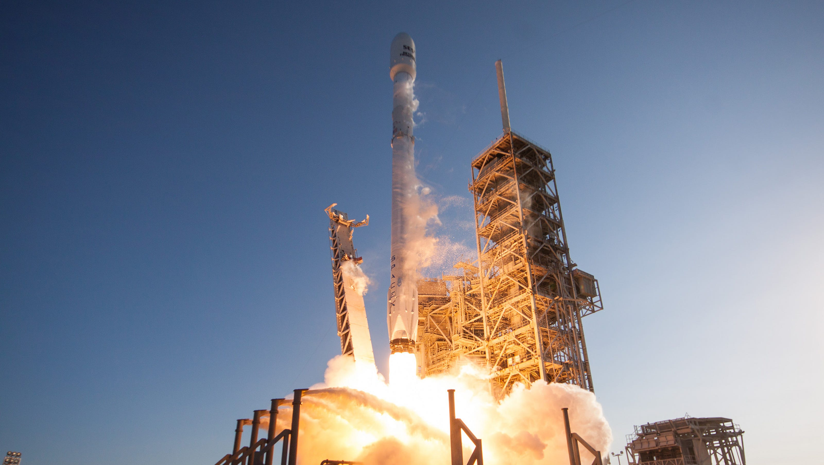 After One Year Reusing Rockets Becoming Routine For Spacex