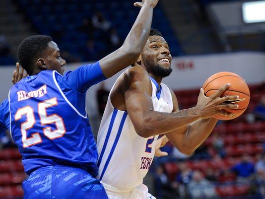 Bulldog Basketball vs UTA