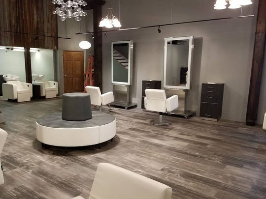 A look inside the redesigned Salon Envy, located at 1314 3rd Street in downtown Stevens Point.