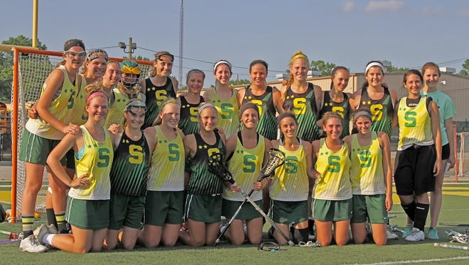 The Sycamore lacrosse team is headed back to the state championship game after beating Massillon Jackson.