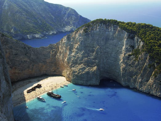 Greek Islands, Greece: While Athens has rich history
