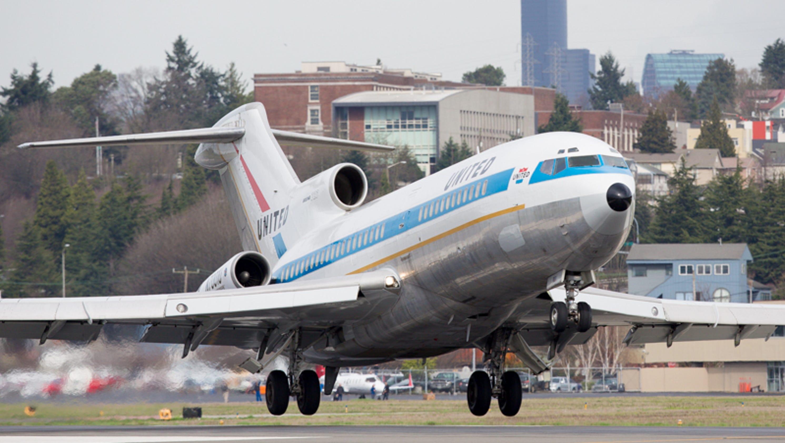 World S First 727 Makes Its Final Flight