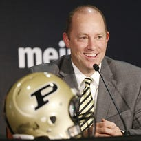 Purdue football begins spring with several questions