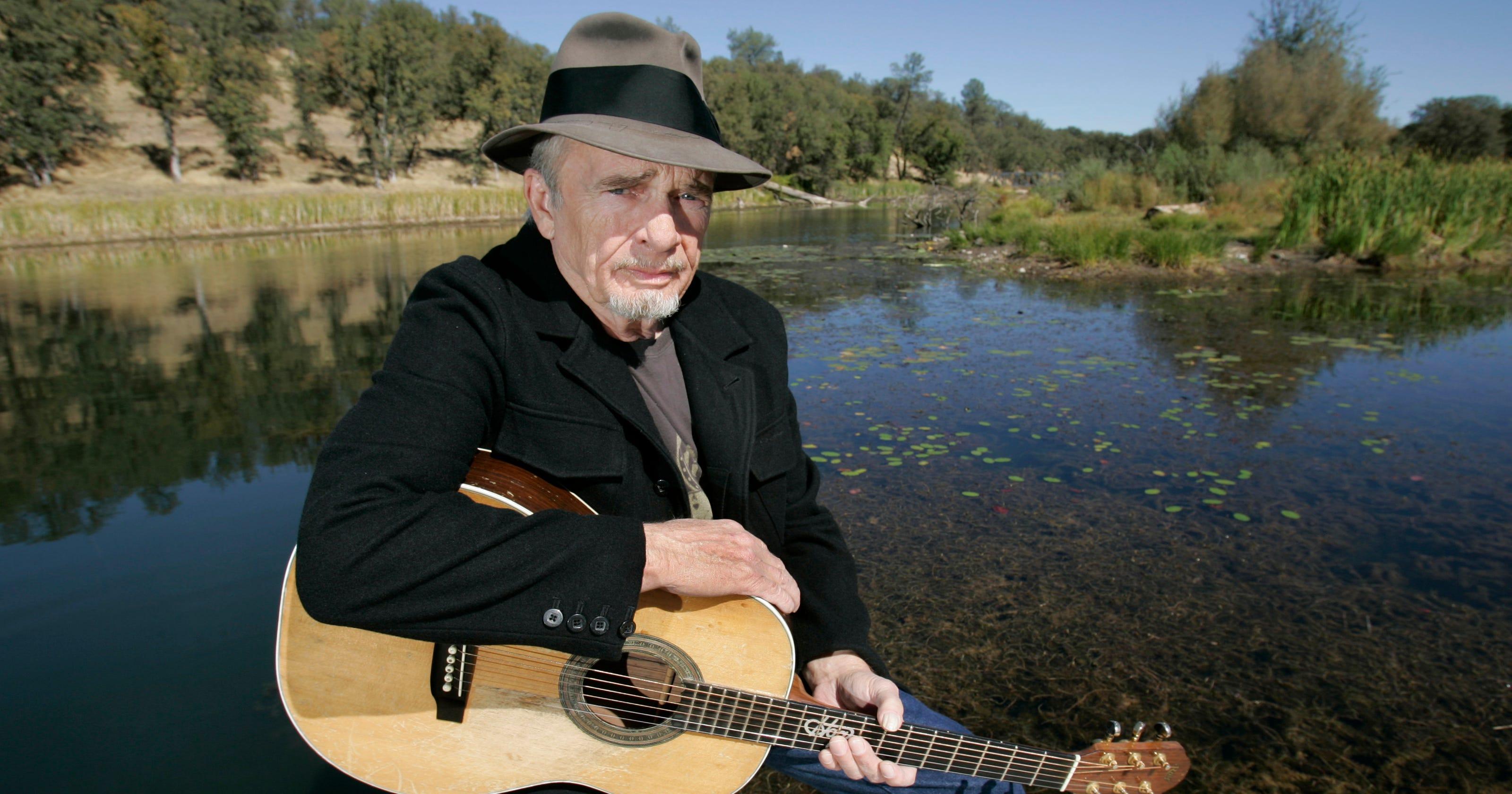 Country Music Legend Merle Haggard Dies