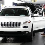 Fiat Chrysler to lay off 3,200 temporarily in Toledo