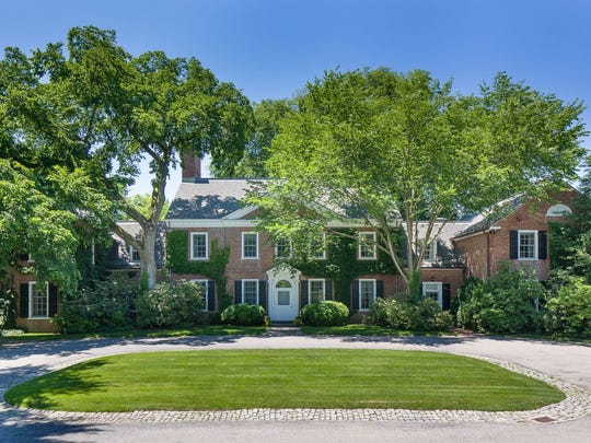 David Rockefeller Estate at 180 Bedford Road, Sleepy Hollow, is up for sale for $22 million.