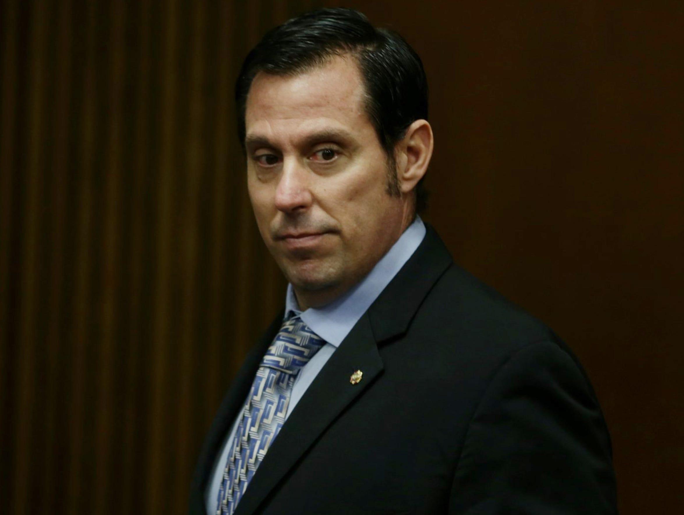 Former Inkster Police Officer William Melendez is sentenced