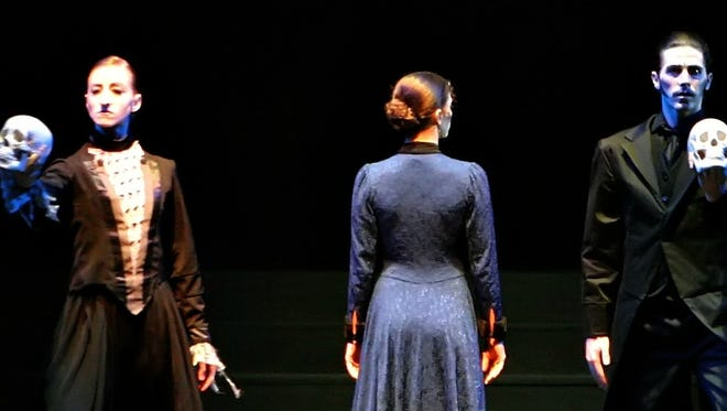 """In October, Nashville Ballet will revive Paul Vasterling's haunting interpretation of the true-crime story """"Lizzie Borden,"""" originally presented in 2006, along with the premiere of Christopher Stuart's """"The Raven,"""" based on Edgar Allen Poe's famous poem."""