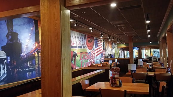 The Applebee's in Colerain Township has undergone a remodel.