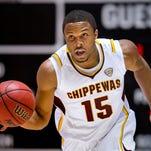 CMU guard Chris Fowler.