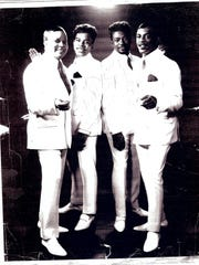 The orginal Broadways from Asbury Park Left to right: Ronnie Coleman, Billy Brown, Robert Conti & Leon Trent