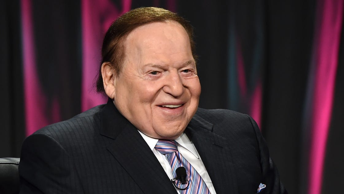 Report: Sheldon Adelson is new owner of Las Vegas Review-Journal