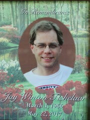 Jay Tichelaar was killed on I-94 in Jefferson County while traveling home to Brookfield from his job in Madison on May 22, 2017. Pieces of a brake drum fell off a truck and pierced Tichelaar's windshield, killing him.